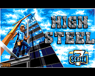 High Steel screenshot