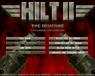 Hilt II: The Revenge screenshot
