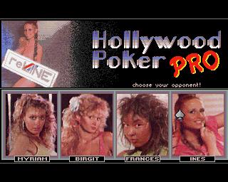 Amiga hollywood poker pro rosenborg slot pictures