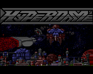Hyperdome screenshot