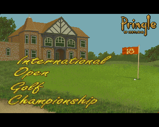 International Open Golf Championship screenshot