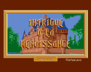 Intrigue a la Renaissance screenshot