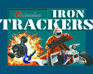 Iron Trackers screenshot