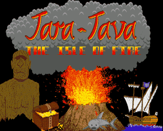 Jara-Tava: The Isle of Fire screenshot