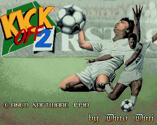Kick Off 2 - Amiga Game - Download ADF, Review, Cheat - Lemon Amiga