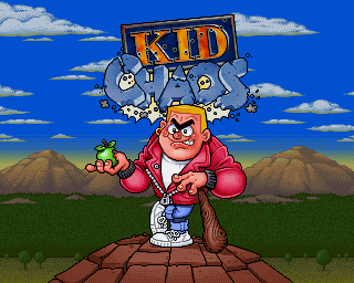 Kid Chaos screenshot