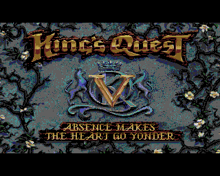 King's Quest V: Absence makes the Heart go Yonder screenshot
