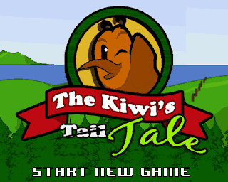 Kiwi's Tale, The - Amiga Game / Games - Download ADF, Cheat