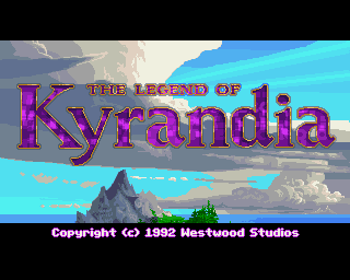Legend of Kyrandia screenshot