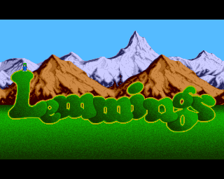 Lemmings - Amiga Game / Games - Download ADF, Review, Cheat