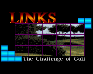 Links: The Challenge of Golf screenshot
