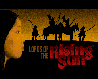 Lords of the Rising Sun screenshot