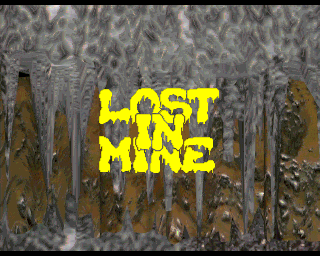 Lost in Mine screenshot