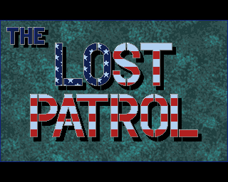 Lost Patrol, The screenshot