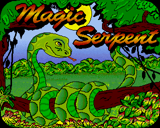 Magic Serpent screenshot