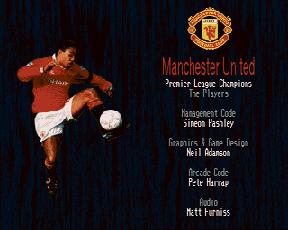 Manchester United: Premier League Champions screenshot