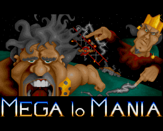 Mega lo Mania screenshot