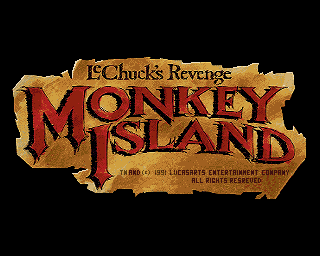 Monkey Island 2: LeChuck's Revenge screenshot