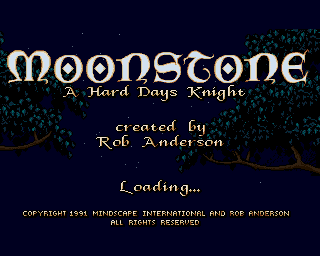 Moonstone: A Hard Days Knight screenshot