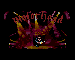 Motörhead, Motorhead - Amiga Game / Games - Download ADF