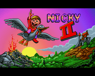 Nicky II screenshot