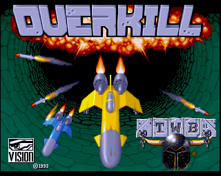 Overkill - Amiga Game / Games - Download ADF, Cheat - Lemon
