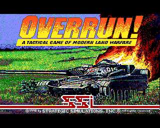 Overrun! screenshot