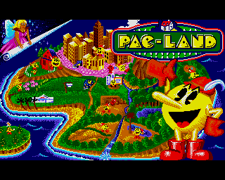 pacland game download