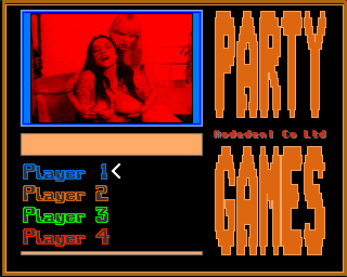 Party Games - Amiga Game / Games - Download ADF - Lemon Amiga