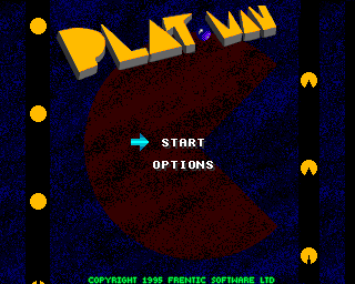 Plat-Man screenshot