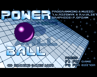 Power Ball screenshot
