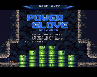 Powerglove Reloaded - Amiga Game / Games - Download ADF