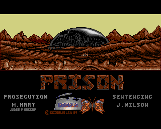Prison screenshot