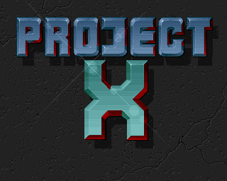 Project-X, ProjectX, Project X - Amiga Game / Games - Download ADF
