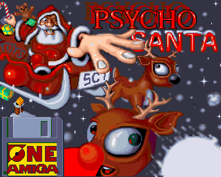 Psycho Santa screenshot