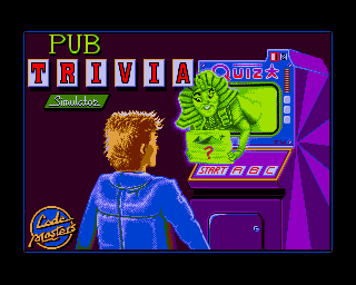 Pub Trivia Simulator screenshot