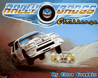 Rally Cross Challenge screenshot