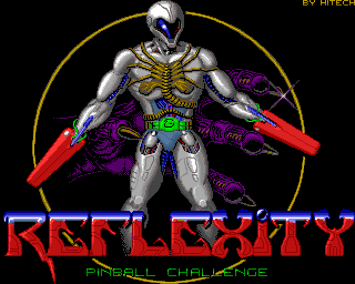 Reflexity: Pinball Challenge screenshot