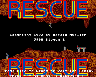 Rescue screenshot