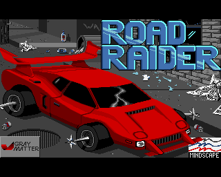 Road Raider - Amiga Game / Games - Download ADF, Review