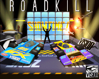 Roadkill, Road Kill - Amiga Game / Games - Download ADF