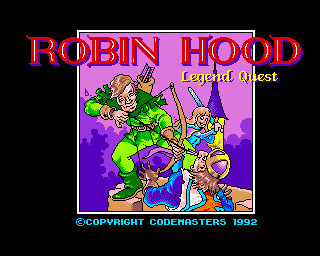 Robin Hood: Legend Quest screenshot