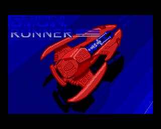 S T U N  Runner - Lemon Amiga