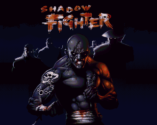 Shadow Fighter - Amiga Game / Games - Download ADF, Cheat