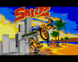 Skidz, Skids - Amiga Game / Games - Download ADF, Cheat