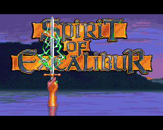 Spirit of Excalibur screenshot