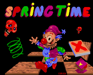 Spring Time screenshot