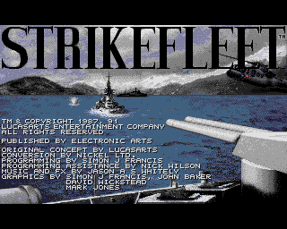 Strikefleet screenshot