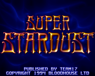 Super Stardust screenshot