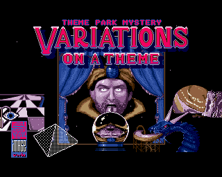 Theme Park Mystery: Variations on a Theme screenshot